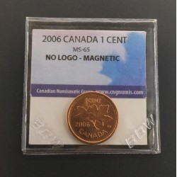 Canada Penny 2006