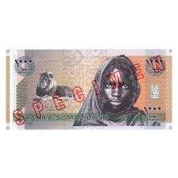 Somaliland 1000 Shillings
