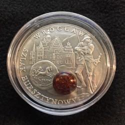 Niue 1 Dollar 2009 Wroclaw
