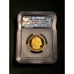USA Dollar 2007 S